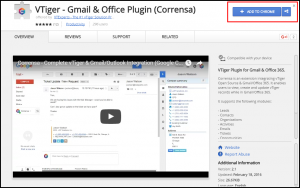 How To Install Free Office 365 Plugin for VTiger -